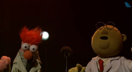 Late Night With Jimmy Fallon: Jimmy & The Muppets – The Weight