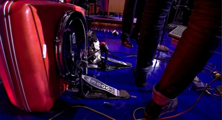 Late Show With David Letterman: Shakey Graves feat. Esmé Patterson – DearlyDeparted