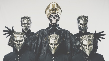Album Stream: Ghost – Meliora